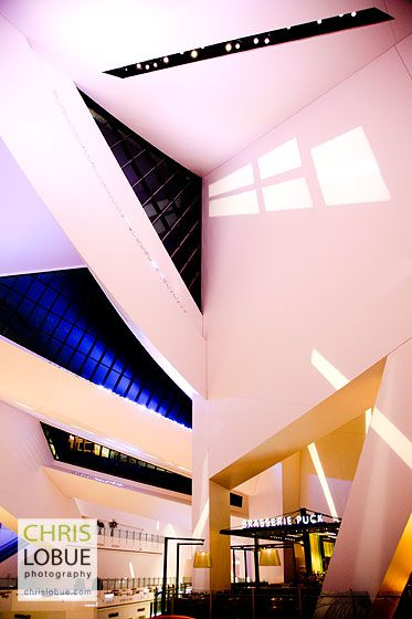 Designer Hotel Interior Photography - Aria Las Vegas- Chris Lo Bue Photography