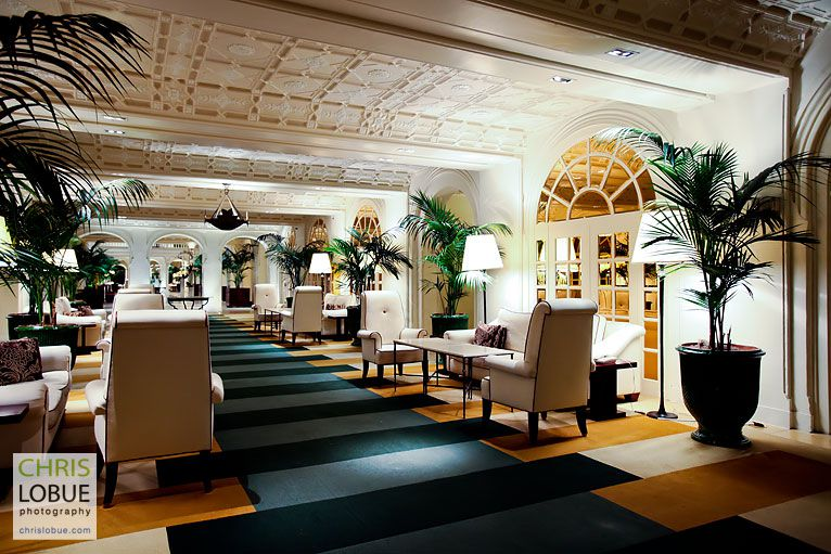 Architectural Hotel Photography - New Jersey - Chris Lo Bue Photography
