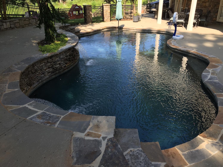 Inground Swimming Pool Milton