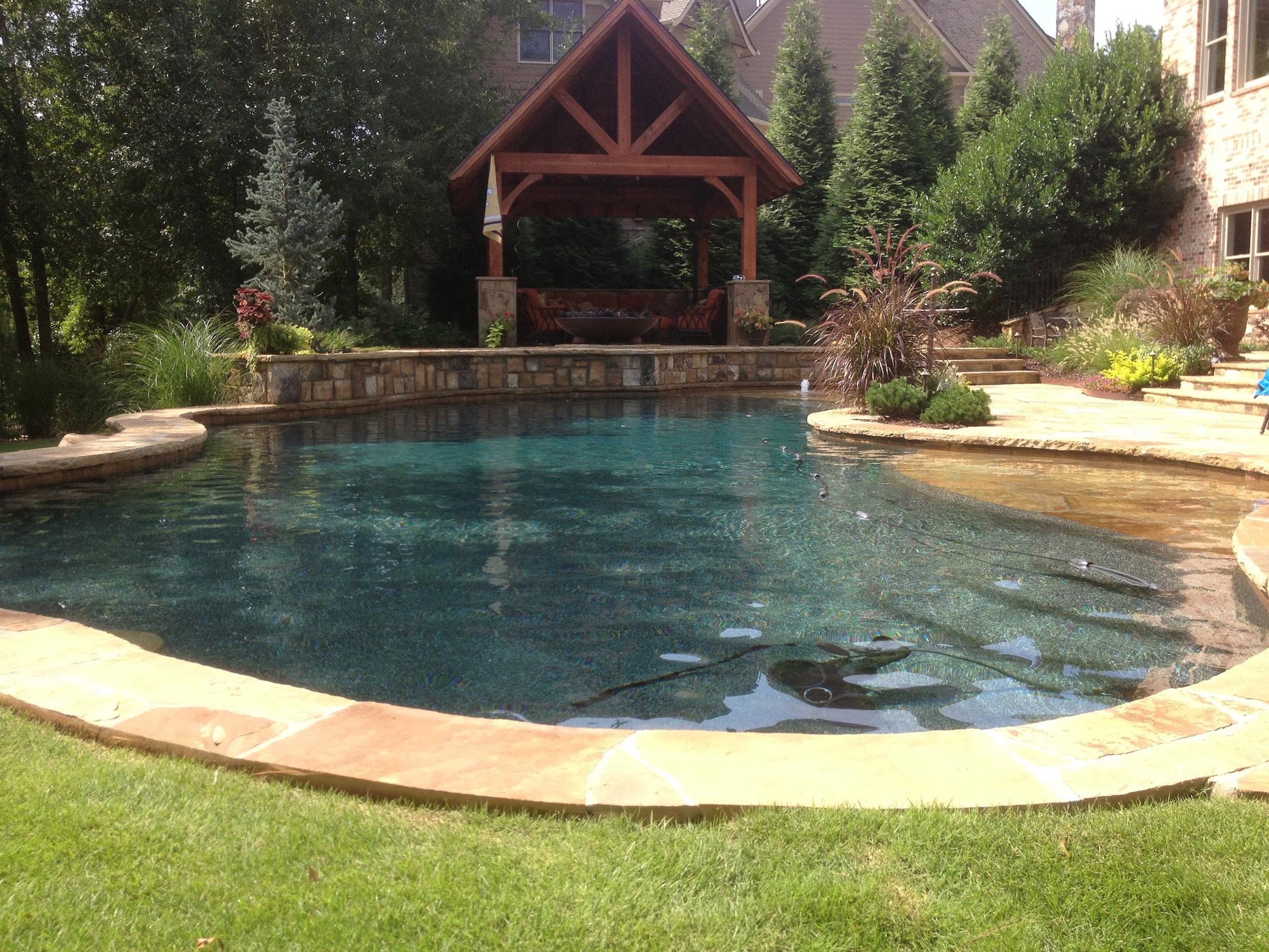 Inground Swimming Pool Builder Marietta