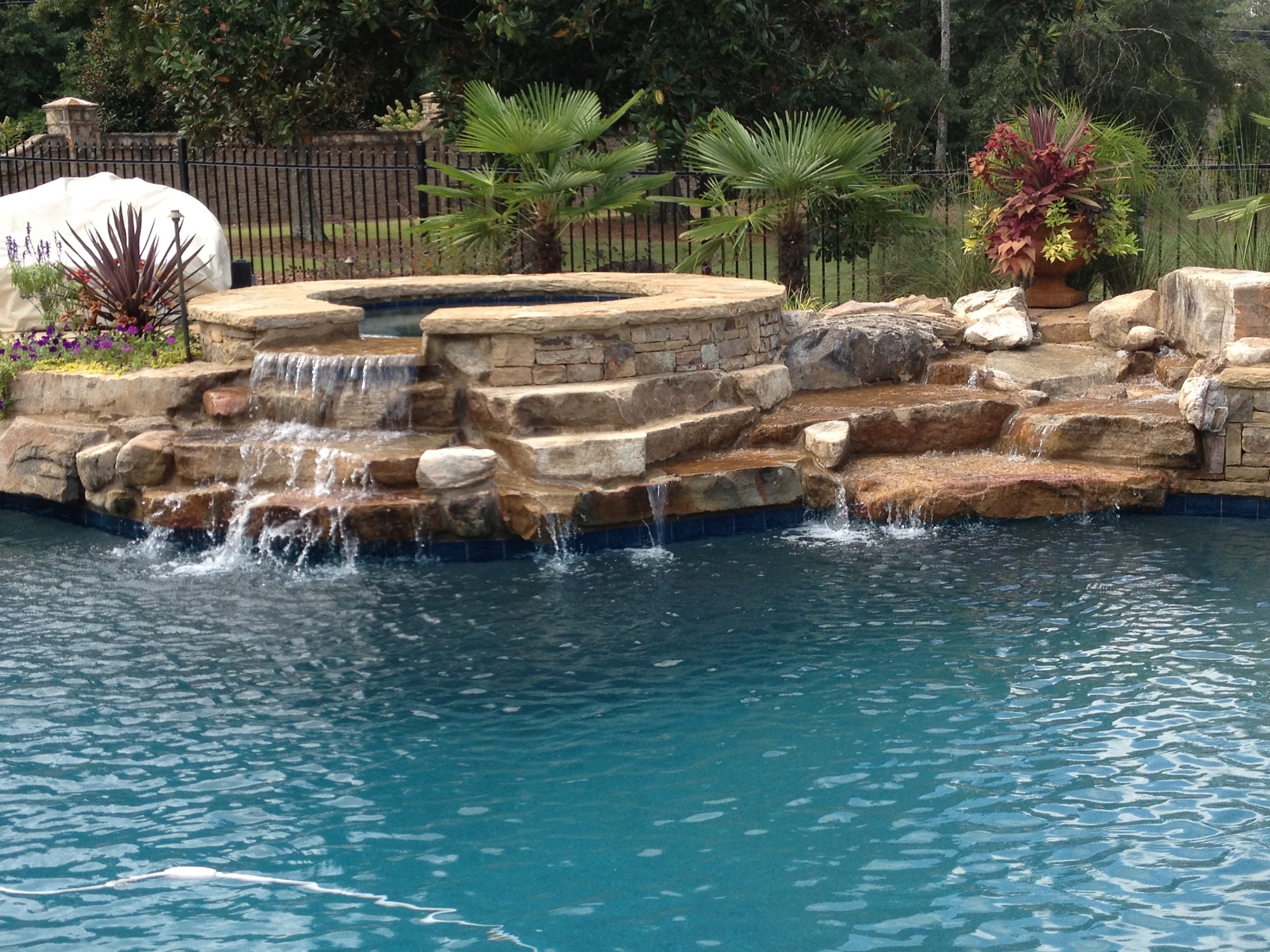 Inground Swimming Pool Builder Marietta