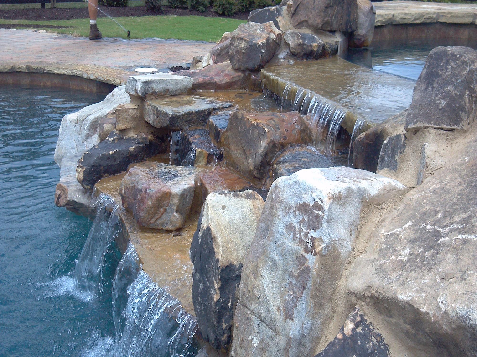 Roswell Inground Swimming Pool