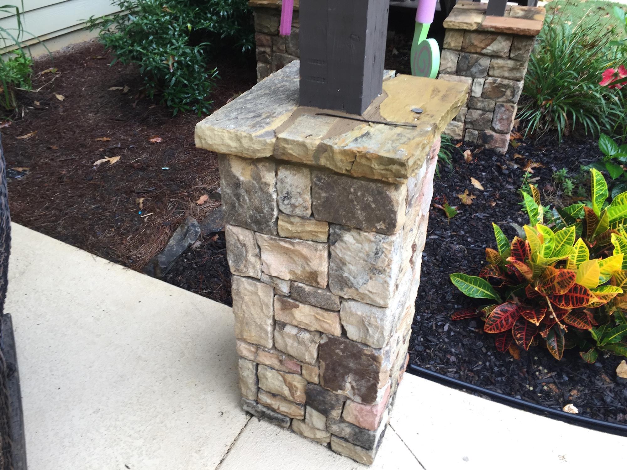 Outdoor Column Post Wraps
