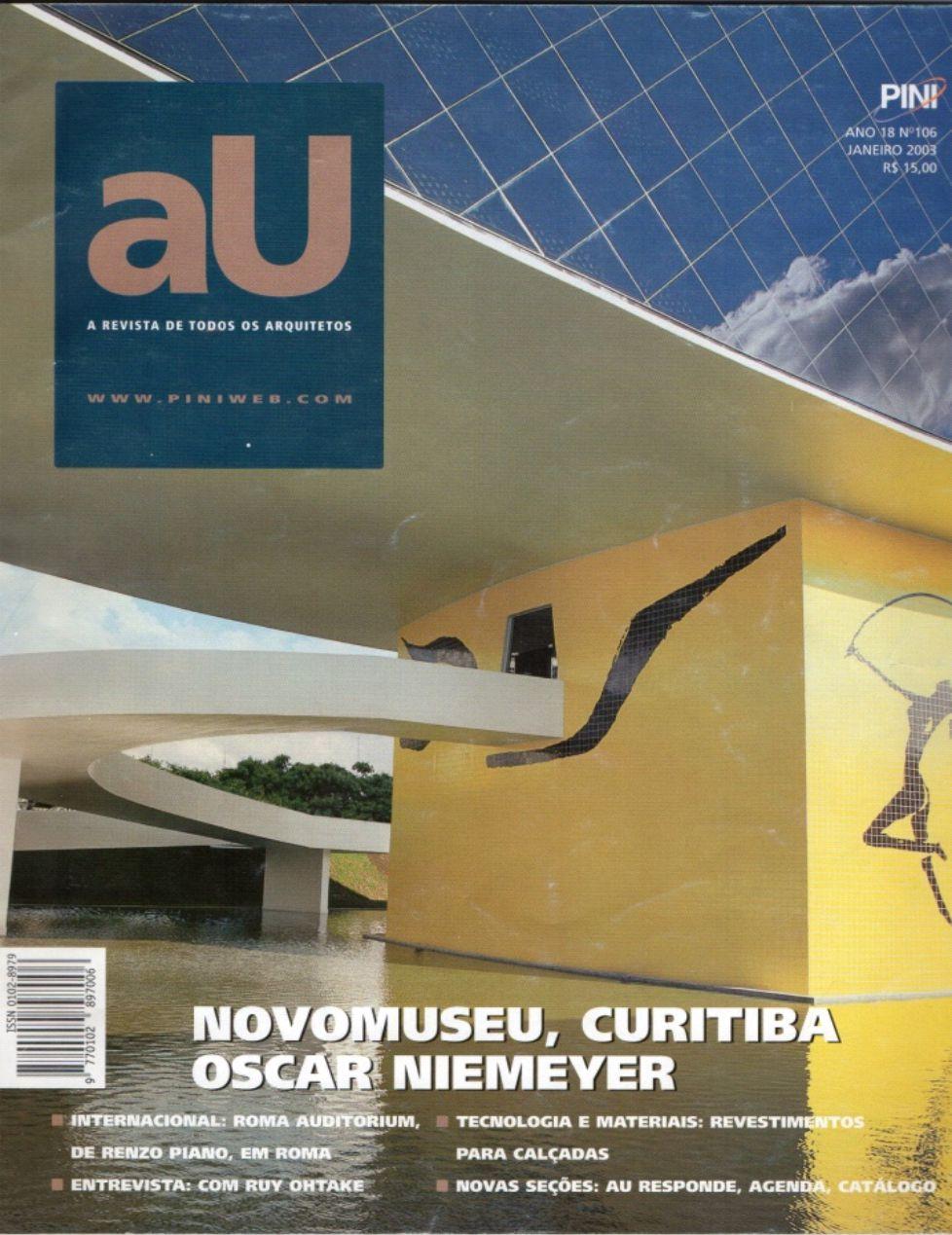 revista au - mmebarquitetos