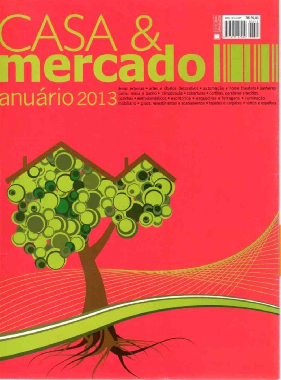 anuario casa e mercado 2013