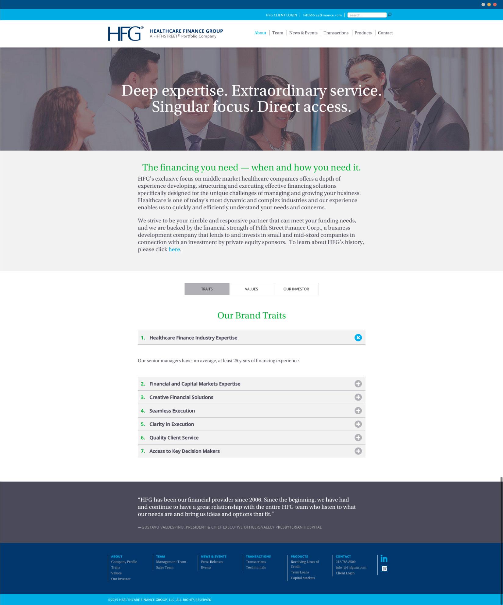 hfg website