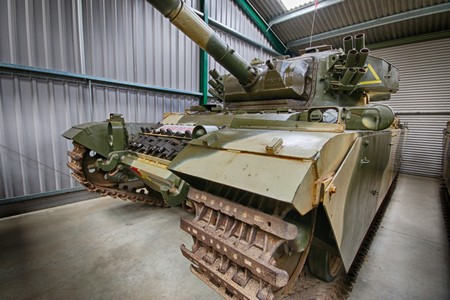 A41 Centurion Tank @ Muckleburgh Collection NR25 7EH