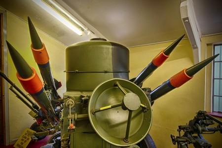 Rapier Mk1 Missile @ Muckleburgh Collection NR25 7EH