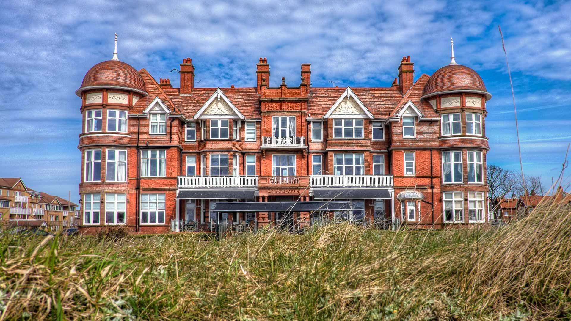 The grand hotel lytham st annes lancashire for Grand hotel