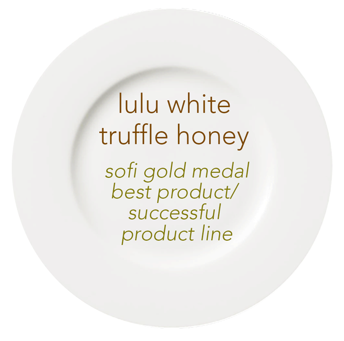 lulu white truffle honey reed hearon sofi award winne