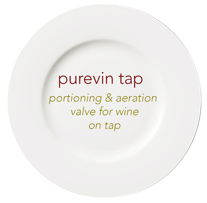 purevin tap about