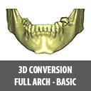 CT 3D Conversion Basic