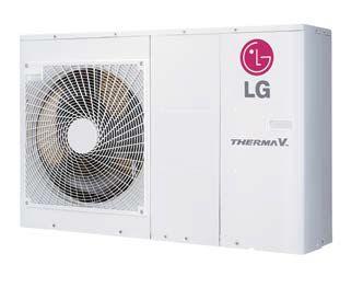 pompe à chaleur Therma V LG