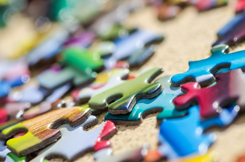 Design Thinking Jigsaw