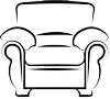 пышная мебель
