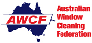 Australian window cleaning foundation logo