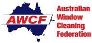 Australian window cleaning foundation logo