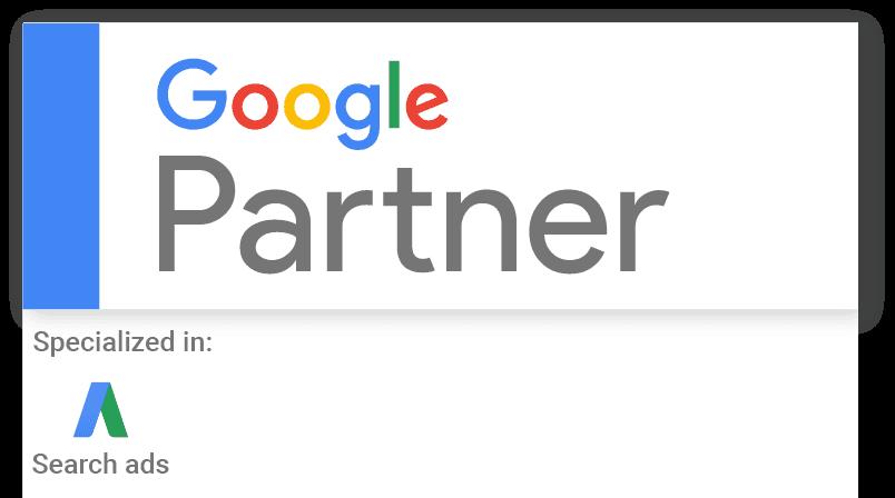 google adwords partner logo