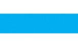 pinterest logo blue
