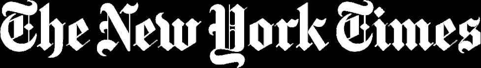 The New York Times - White Logo