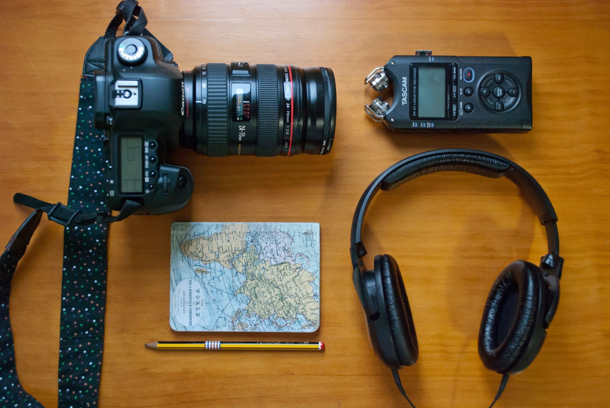 Processos de criação  Fotografia