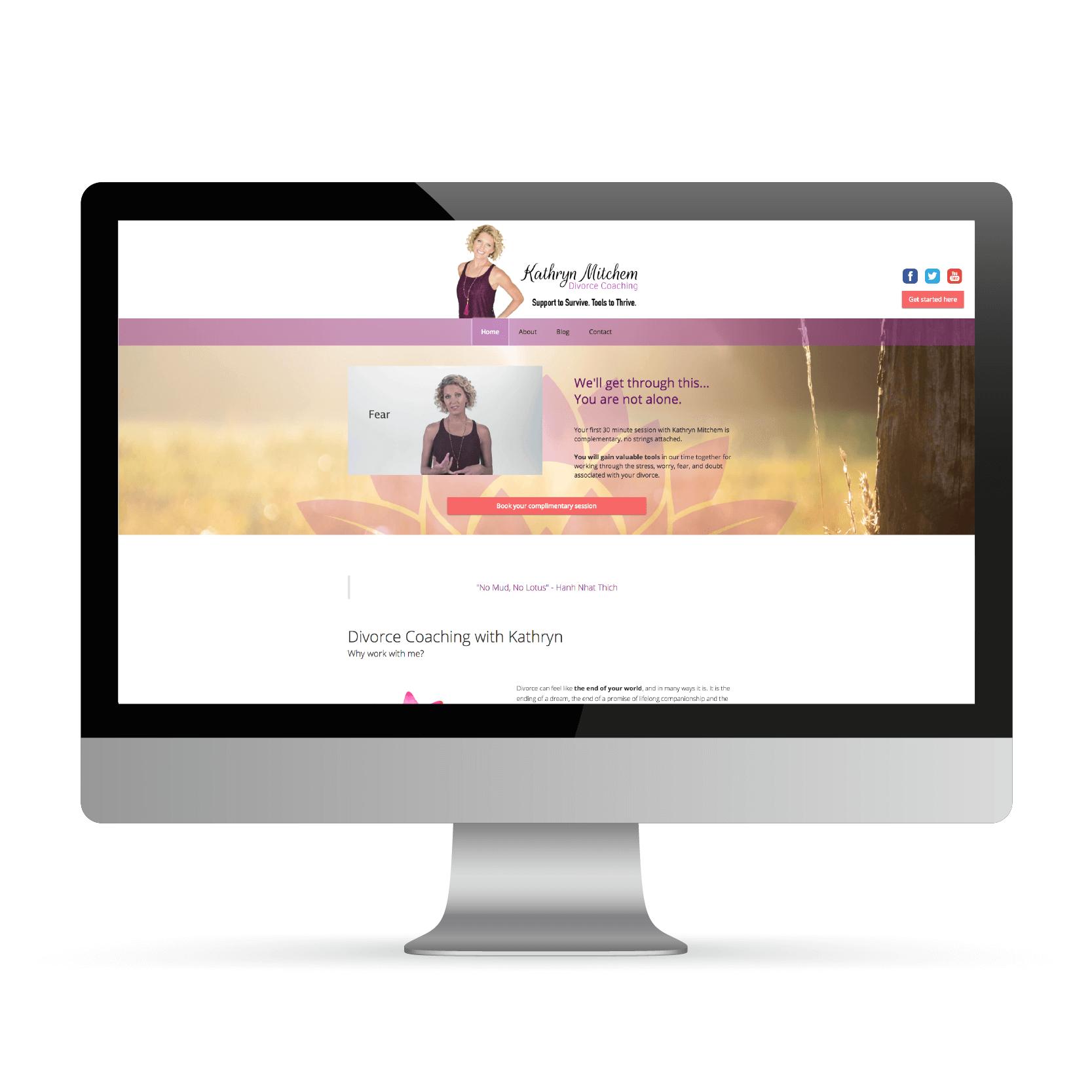 Responsive website designed for a restaurant and pub