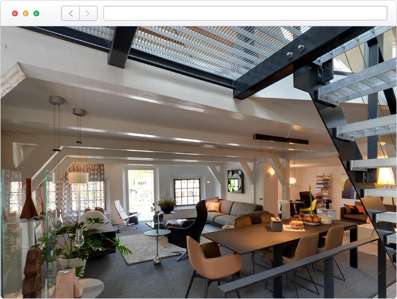 Virtuele tour van uw woning op Google