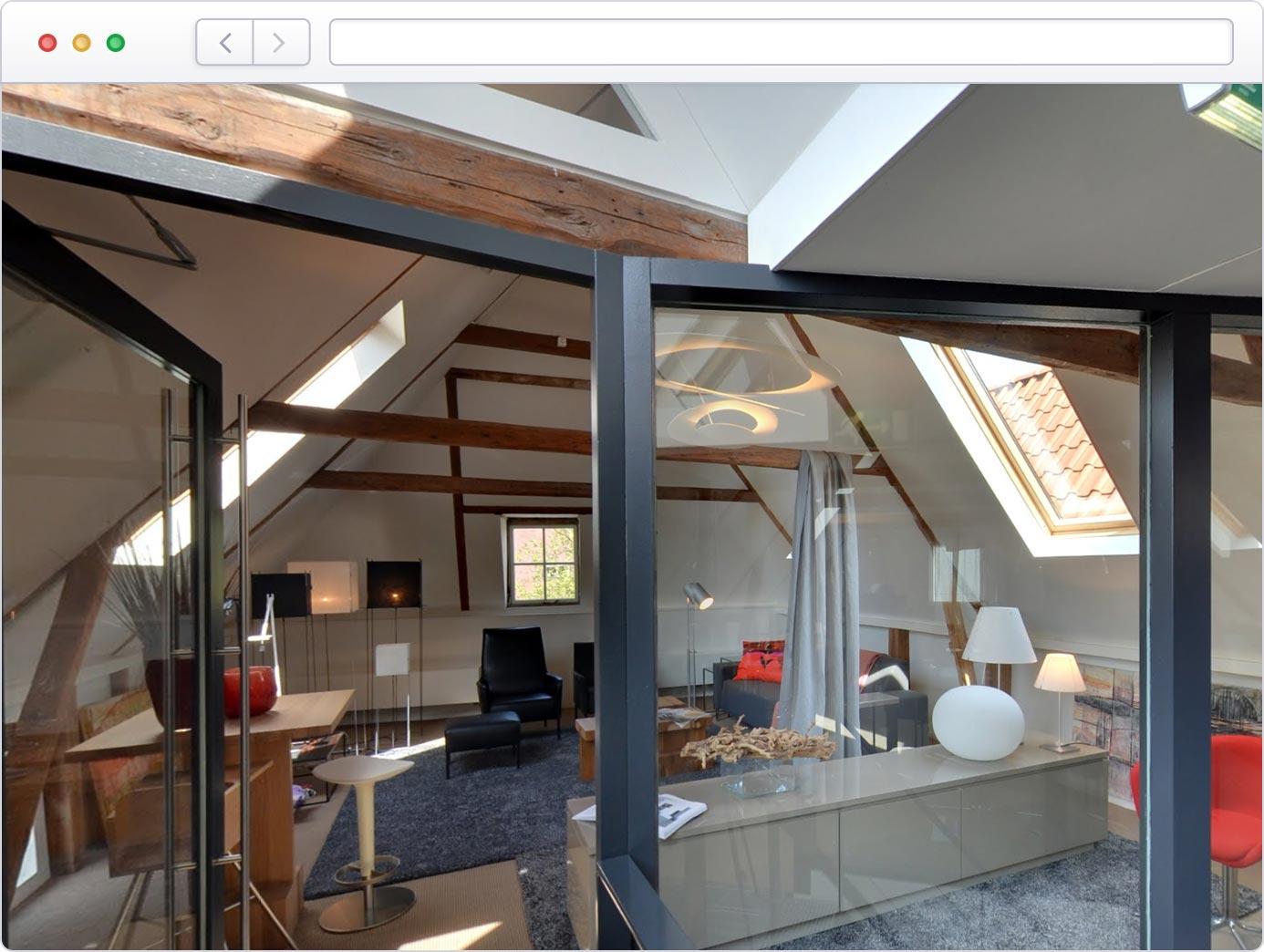 Verkoop uw huis beter met een virtuele tour op Google