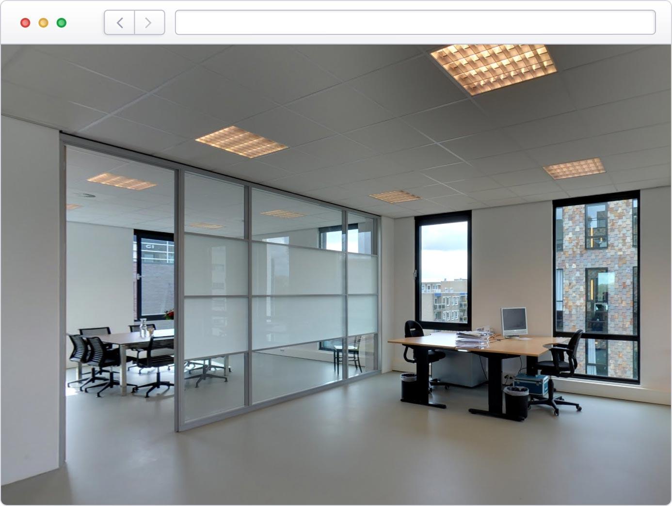 Google Streetview door uw bedrijf heen