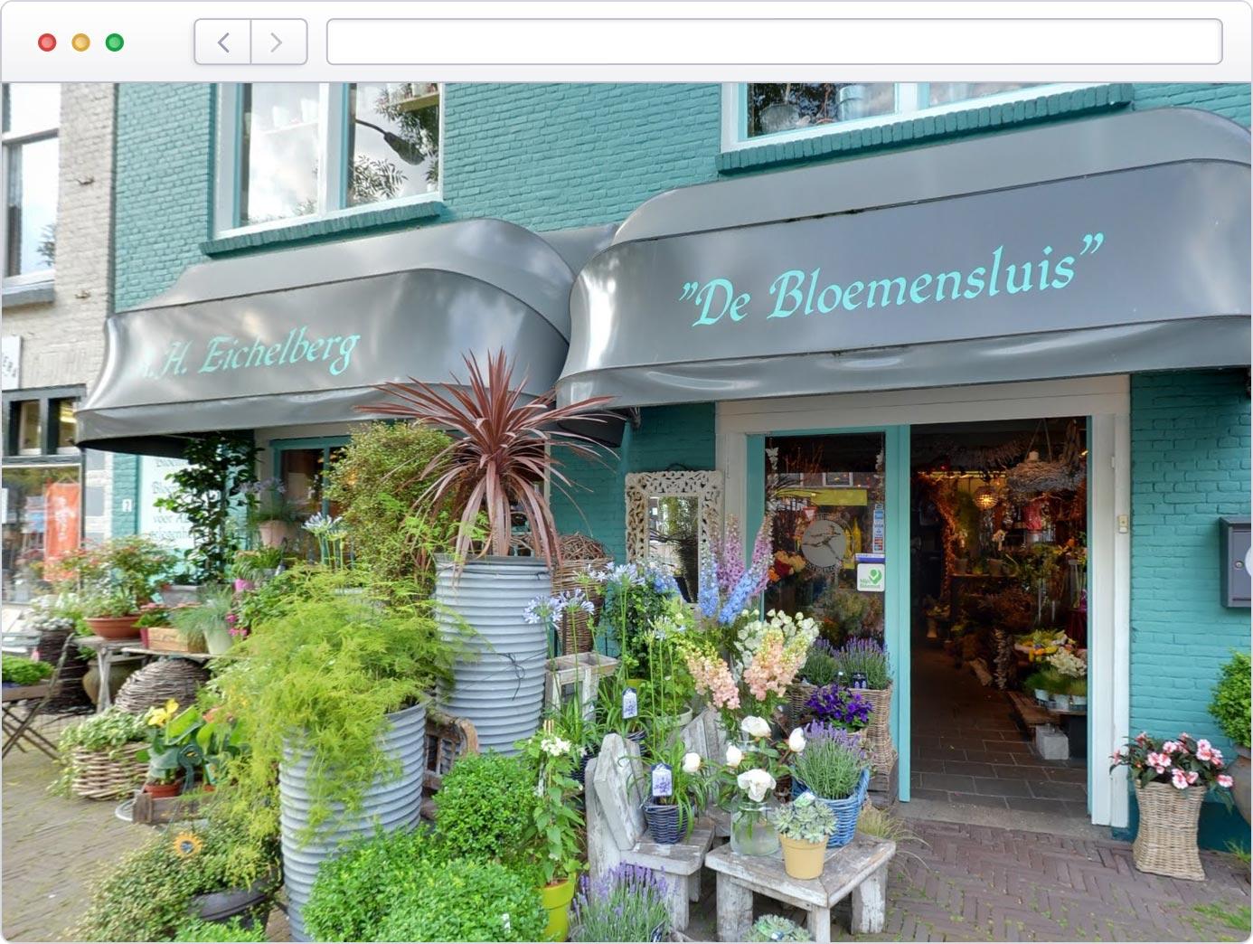 Uw bedrijf mooi in beeld op Google Street View