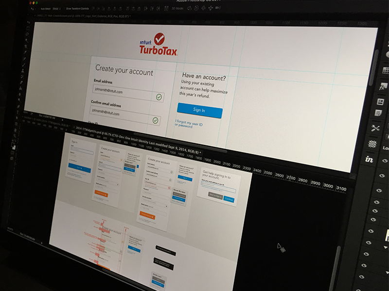 2014 TurboTax Web  Auth. Experiences