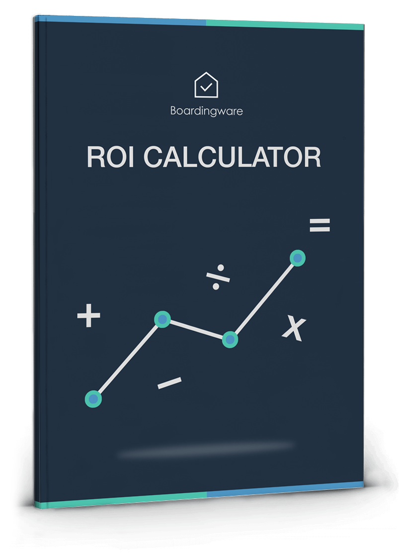 boardingware roi calculator