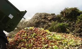 Vast landfills create Methane gas reserves, which damage the ozone layer 20x more potently than Co2