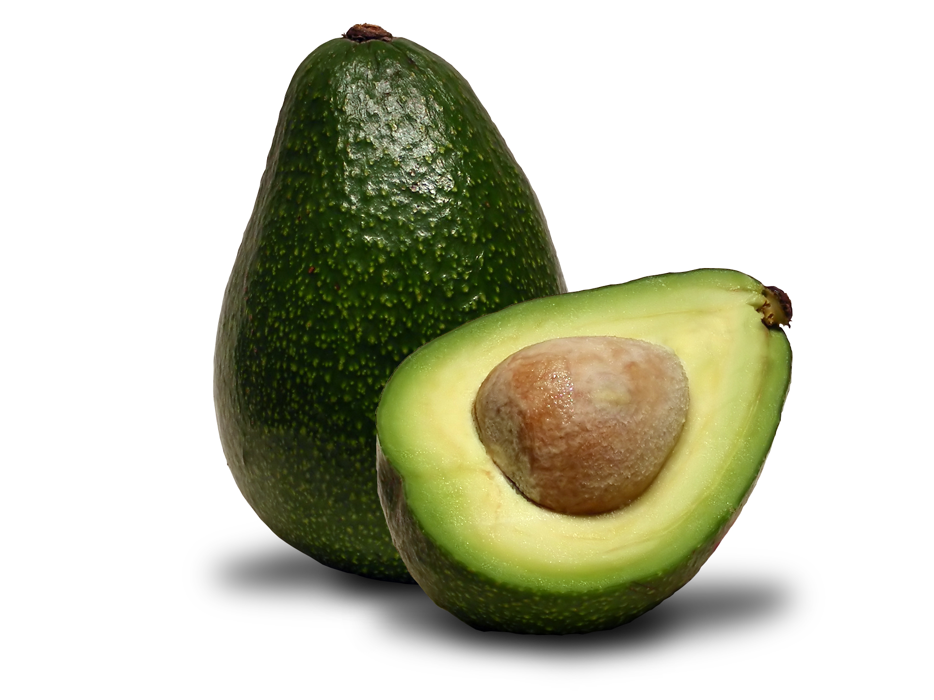 An avocado like this requires 63 gallons of water to grow, enough water to survive