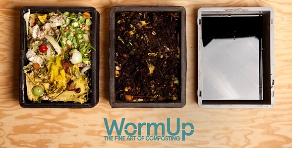 WormUp, the fine art of composting