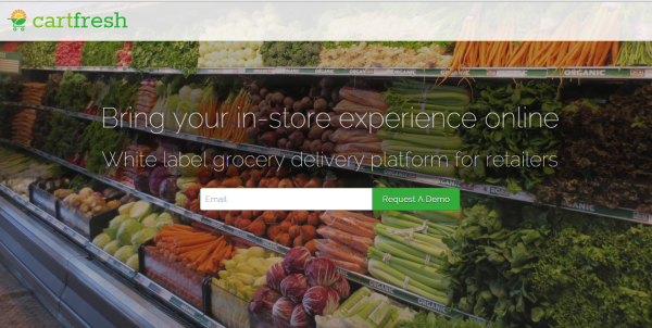 Cartfresh  Food Technology Startup