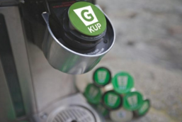 The G-Kup provides an alternative to non-recyclable coffee cups