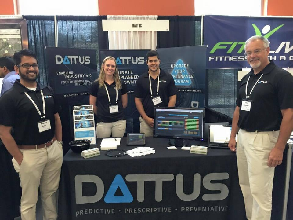 DATTUS specializes in hardware and software that allows for failure-predicting smart machines