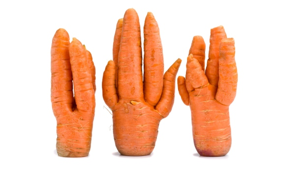 The ugly fruits and vegetables movement has gone mainstream, with large corporations -Whole Foods