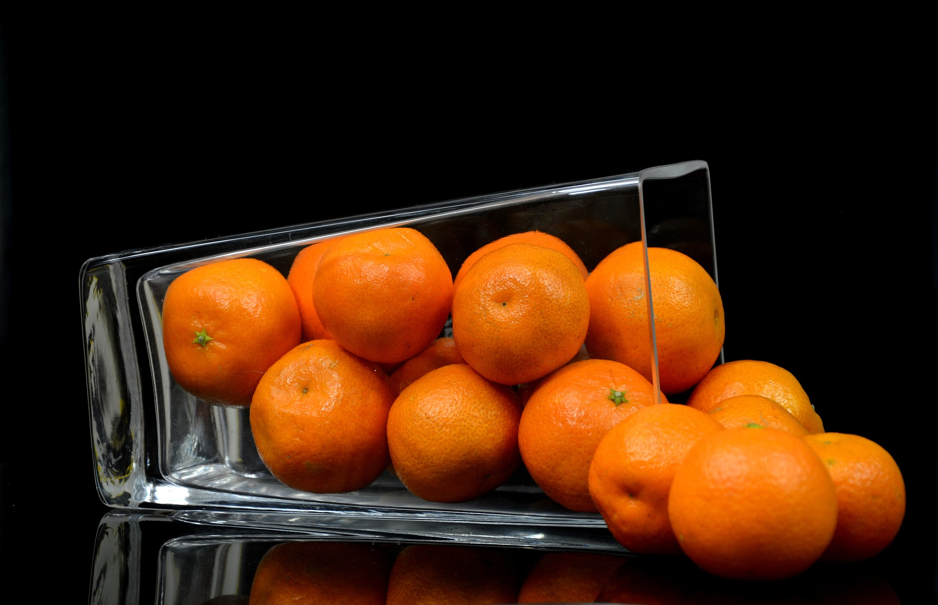 fresh produce: oranges