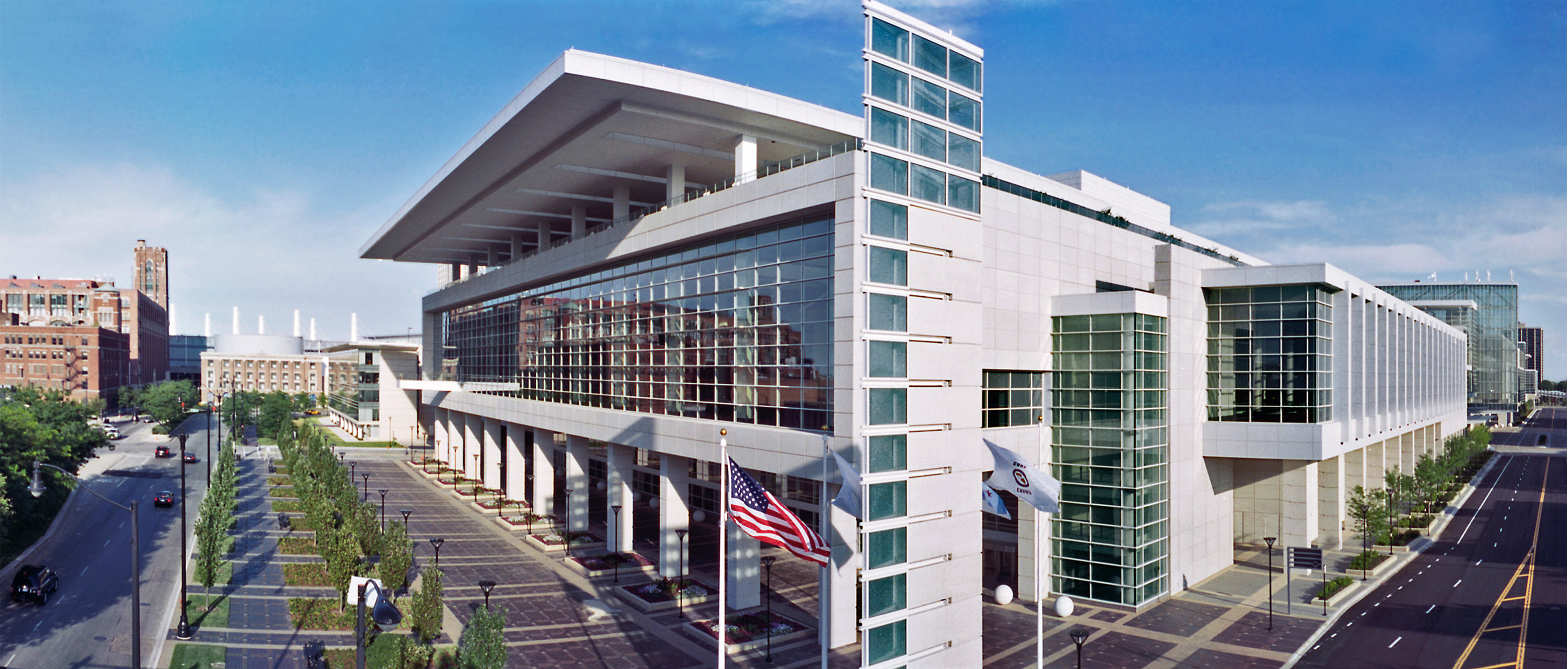 The McCormick Place will host the Institute of Food Technologies show next week.