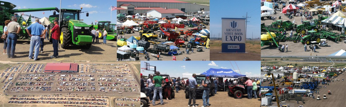 The 3i Show is a large outdoor expo showcasing the crossroads of agriculture and business.