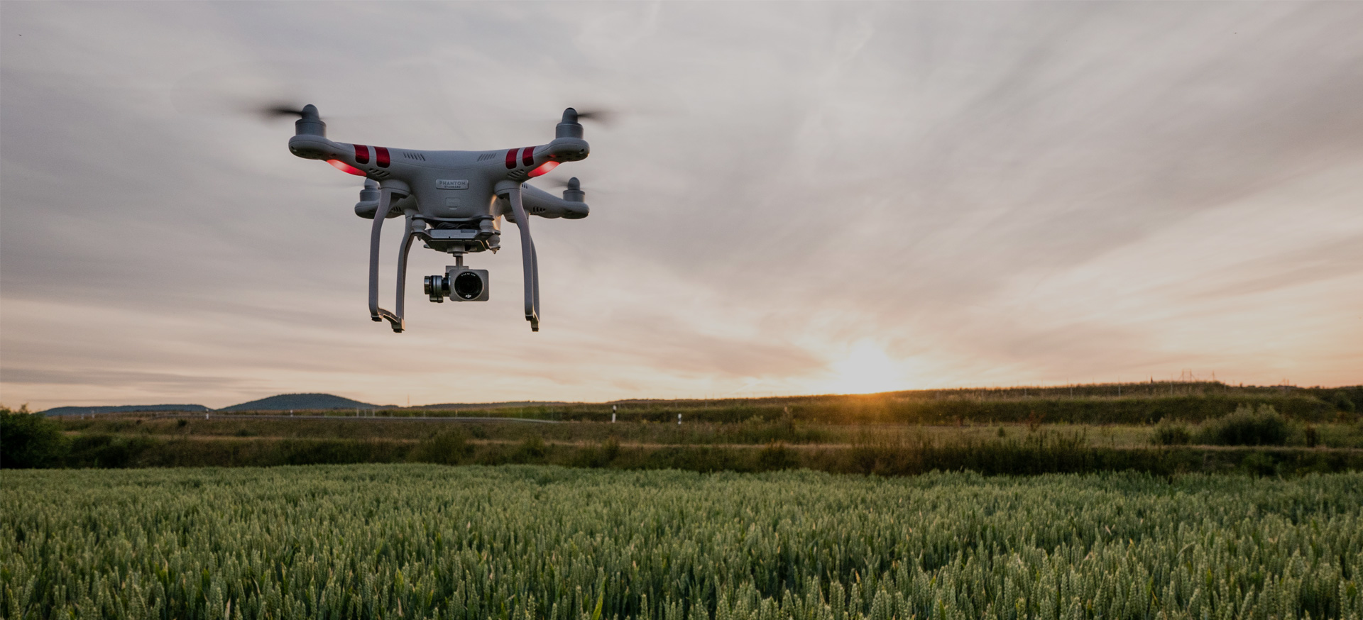 Agribotix uses drones to aid farmers in surveying crops to increase production quantity and yield.
