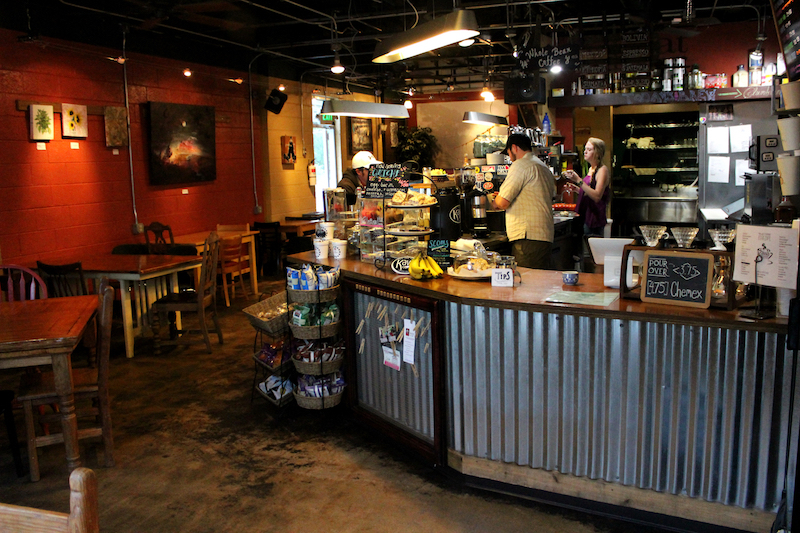 Kawa Coffee in Colorado Springs, Colorado