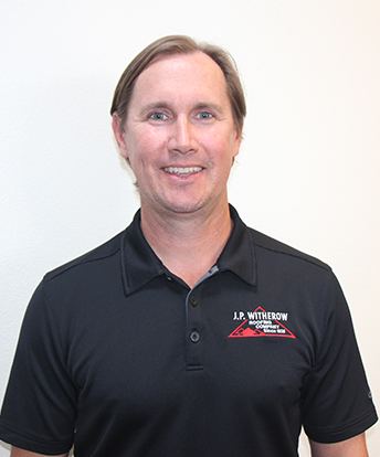 Doug Barry, Owner, J.P. Witherow Roofing Company