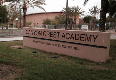 Canyon Crest Academy High School