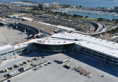 San Diego International Airport - Lindbergh Field