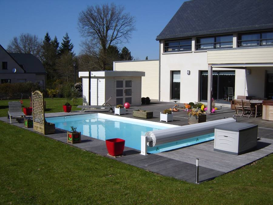 creation piscine - cession sevigne