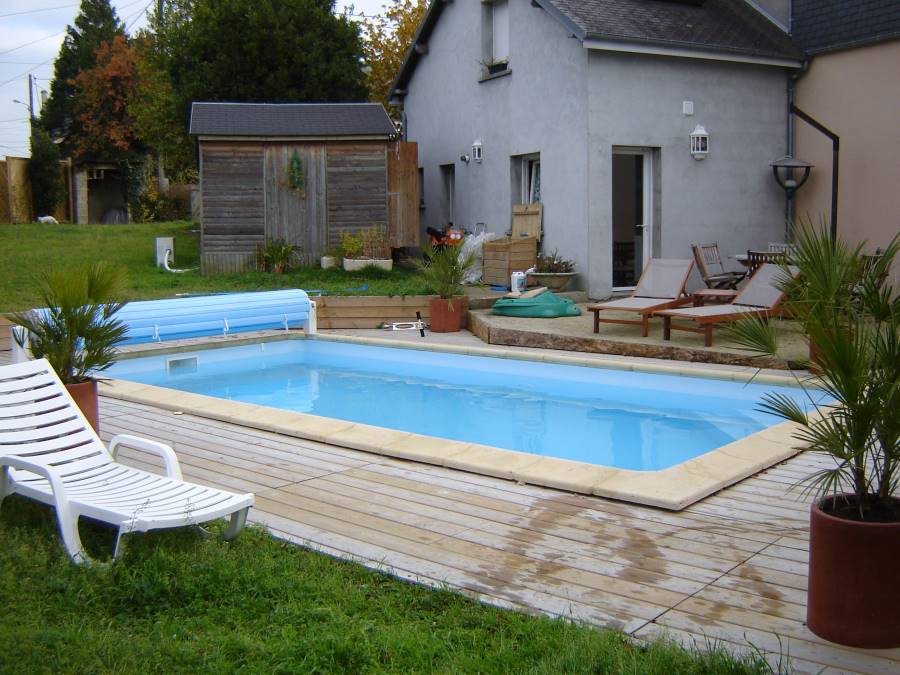 creation de piscine redon