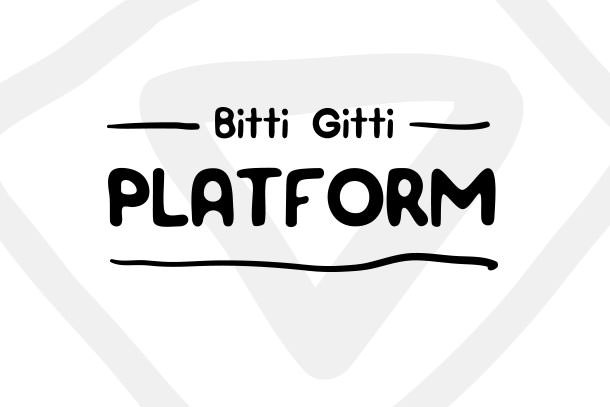 Bitti Gitti Platform